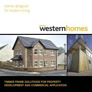 09512 WBS Timberframe bro - Western Building Systems
