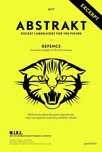 ABSTRAKT - WIRE