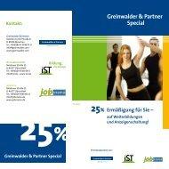 Greinwalder & Partner Special