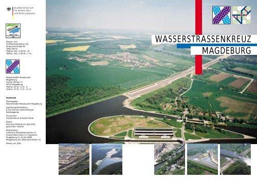 WASSERSTRASSENKREUZ MAGDEBURG