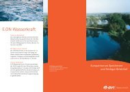 PDF/ 236 KB - E.ON Wasserkraft
