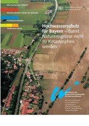 PDF 13 MB - Hochwassernachrichtendienst Bayern