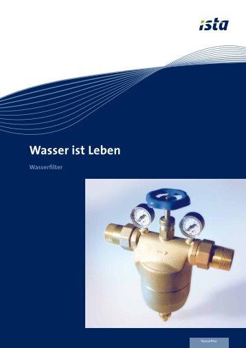 Wasser ist Leben - ista.com