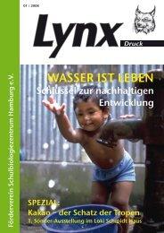 WASSER IST LEBEN - Förderverein Schulbiologiezentrum ...