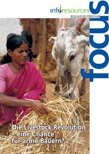 Die Livestock Revolution – eine Chance für arme ... - InfoResources