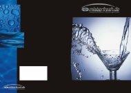 Page 1 Page 2 Wasser natürlich erleben integriertem Filtersystem ...