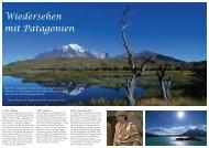 Patagonien Leserreise - Edition Summit