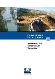 ENGINEERING EXCELLENCE Wasserkraft und Konstruktiver ...