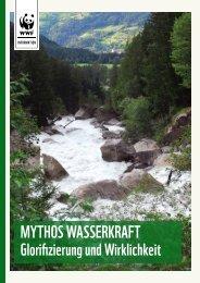 Mythos Wasserkraft PDF - Flüsse voller Leben