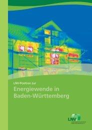 Energiewende in Baden-Württemberg - LNV