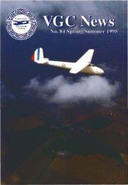 No 84 Spring 1995 - Lakes Gliding Club