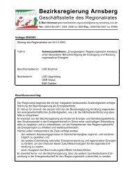 TOP 6 - Vorlage Nr. 28/03/03www - Bezirksregierung Arnsberg