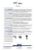 Zubehör und Betriebsbedingungen - Seite 2