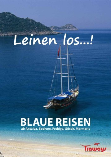 Leinen los...! - Traways Incoming Services