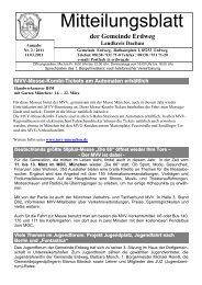 Mitteilungsblatt 02_2011 - Erdweg