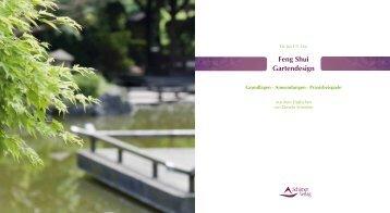 Feng Shui Gartendesign Grundlagen - Schirner Verlag