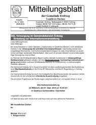 Mitteilungsblatt 06_2010 - Erdweg
