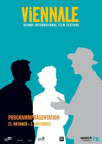 Pressemappe Programmpräsentation - Viennale