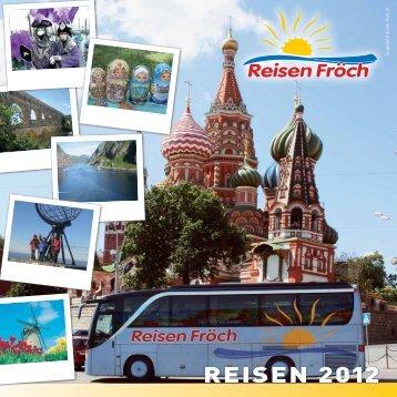 REISEN 2012 - Reise Stockhammer