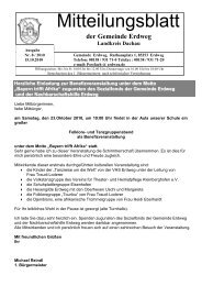 Mitteilungsblatt 08_2010 -  Erdweg