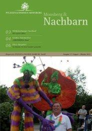 Nachbarschaftszeitung - Pflegen und wohnen