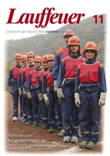 Fotostory zum Bundeswettbewerb der Deutschen Jugendfeuerwehr