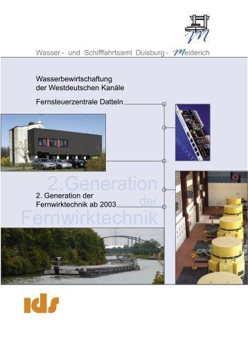 M - Wasser- und Schifffahrtsamt Duisburg-Meiderich