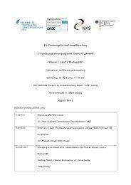 Programm - EU-Hochschulnetzwerk Sachsen-Anhalt