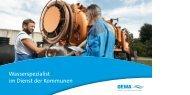 Wasserspezialist im Dienst der Kommunen - OEWA Wasser ...