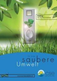 Ecobug - CSE Clean Solution GmbH
