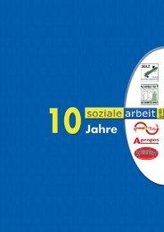 10Jahre Soziale Arbeit GmbH