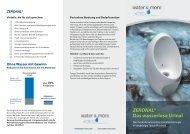 zeronal - water & more
