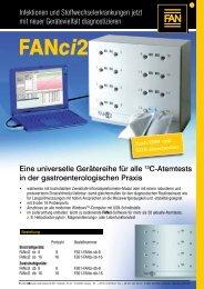 Produktblatt - FAN GmbH