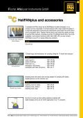 product leaflet - FAN GmbH - Page 2