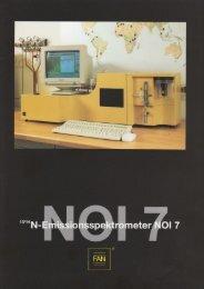 Faltblatt NOI7 - FAN GmbH