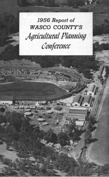 Agricultural Planning