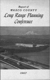 Long Range Planning - ScholarsArchive at Oregon State University