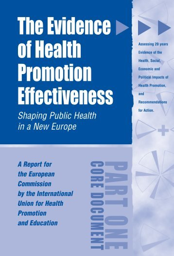 Core Document - International Union for Health Promotion and ...