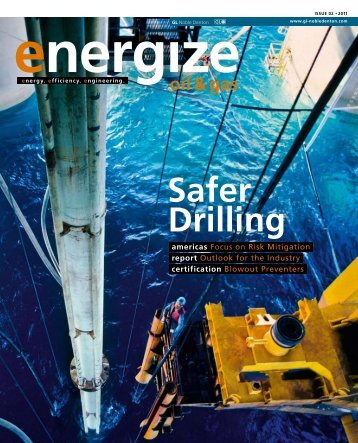 energize oil & gas 02/2011 - GL Group
