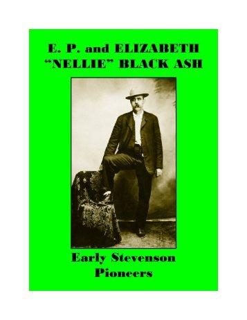 Ash, E. P., Sr., and Elizabeth 'Nellie' Black.qxd