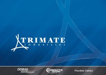 Flexible Cables - Trimate Industries
