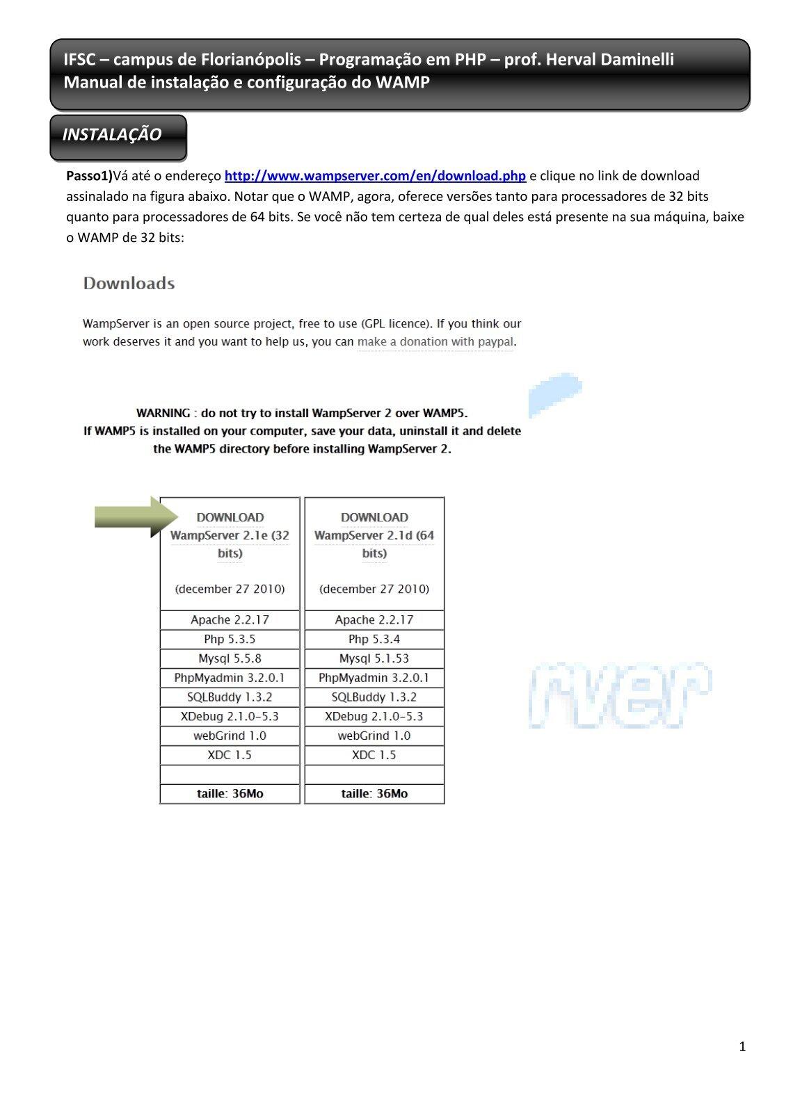 manual de wampserver en ultimate user guide u2022 rh gomanualguide today