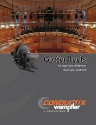 GafferReels - Conductix-Wampfler