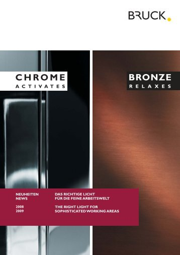 BRONZE CHROME - Bruck
