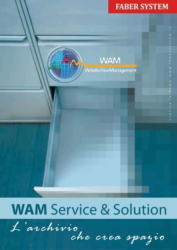 WAM Service & Solution - Faber System
