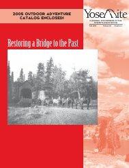 Restoring a Bridge to the Past - Yosemite Online