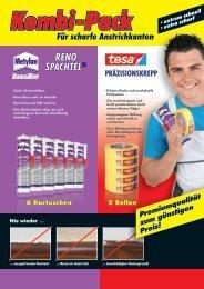 RENO SPACHTEL® - Farben Huffer  GmbH