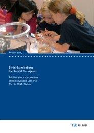 TSB Report 2009 - GenaU