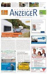 Büchener Anzeiger - Kurt Viebranz Verlag