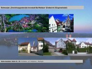 """Rahmenplan """"Entwicklungspotenziale Innenstadt Bad Waldsee ..."""